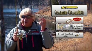 Jimmy Houston Camo Combo Rods TV Spot, 'Premier Rods' - Thumbnail 5