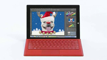 Microsoft Surface Pro 3 TV Spot, 'Winter Wonderland' - 2250 commercial airings