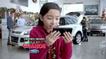 Ford Viernes Negro Sueña en Grande TV Spot, 'Tarjetas de Regalo' [Spanish] - 32 commercial airings