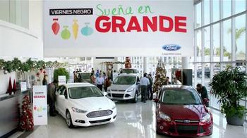 Ford Viernes Negro Sueña en Grande TV Spot, 'Tarjetas de Regalo' [Spanish] - Thumbnail 1