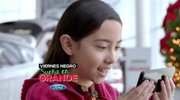 Ford Viernes Negro Sueña en Grande TV Spot, 'Tarjetas de Regalo' [Spanish] - Thumbnail 4