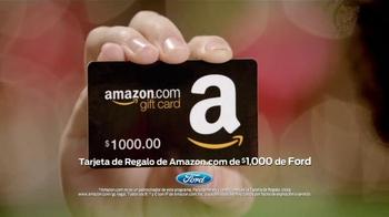 Ford Viernes Negro Sueña en Grande TV Spot, 'Tarjetas de Regalo' [Spanish] - Thumbnail 5