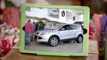 Ford Viernes Negro Sueña en Grande TV Spot, 'Tarjetas de Regalo' [Spanish] - Thumbnail 6