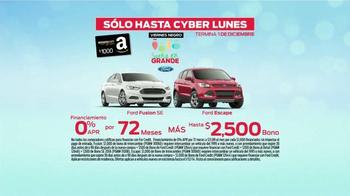 Ford Viernes Negro Sueña en Grande TV Spot, 'Tarjetas de Regalo' [Spanish] - Thumbnail 8