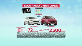 Ford Viernes Negro Sueña en Grande TV Spot, 'Tarjetas de Regalo' [Spanish] - Thumbnail 9