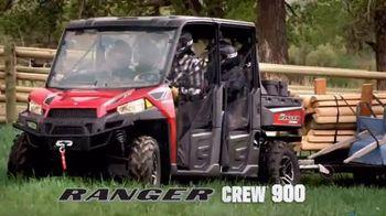 Polaris Holiday Sales Event TV Spot, 'Ranger'
