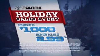 Polaris Holiday Sales Event TV Spot, 'Ranger' - Thumbnail 10