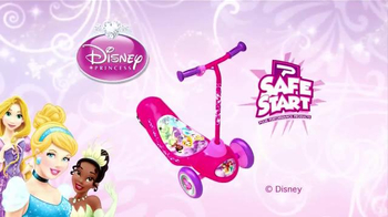 Disney Princess Safe Start Scooter TV Spot - Thumbnail 10