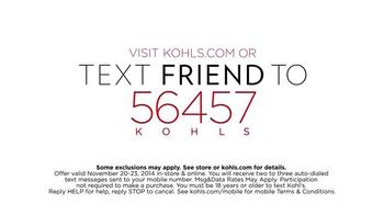Kohl's TV Spot, 'Save on Sweaters' - Thumbnail 9