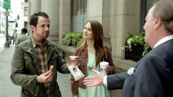 Taco Bell Rolled Chicken Tacos TV Spot, 'Hello Father' - 3197 commercial airings