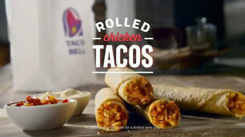 Taco Bell Rolled Chicken Tacos TV Spot, 'Hello Father' - Thumbnail 10