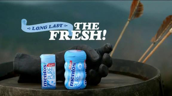 Mentos Pure Fresh TV Spot, 'Long Last the Fresh-Mentos King' - Thumbnail 10