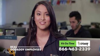 GoDaddy TV Spot, 'The Right Domain'