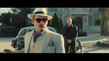 Mortdecai - 2560 commercial airings