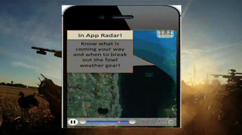 Mojo Outdoors Waterfowl Ops TV Spot, 'Newest Hunting App' - Thumbnail 4
