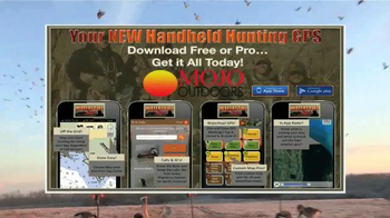 Mojo Outdoors Waterfowl Ops TV Spot, 'Newest Hunting App' - Thumbnail 5