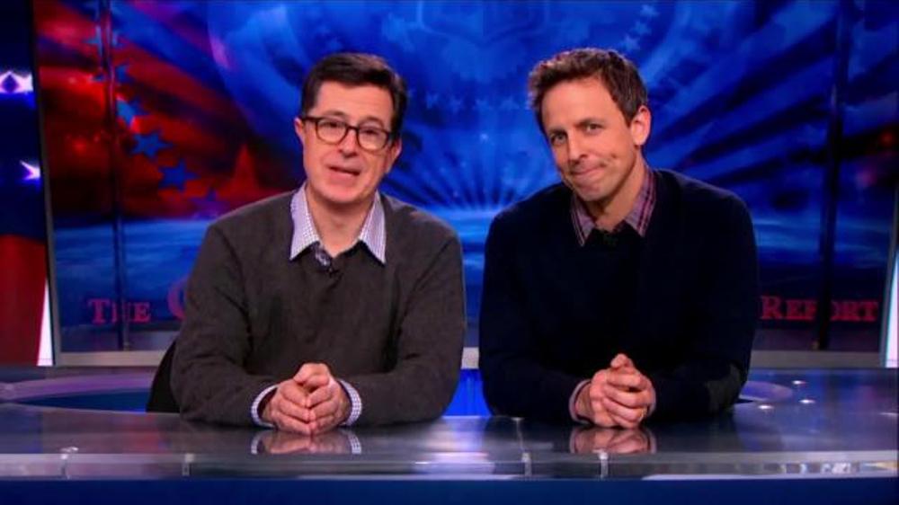 Northwestern University TV Commercial Featuring Seth Meyers, Stephen Colbert