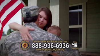 The American Legion TV Spot, '22 Veterans' Ft. The Oak Ridge Boys - Thumbnail 10