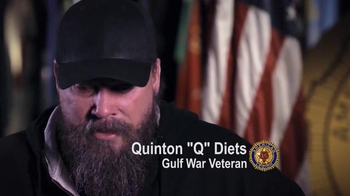 The American Legion TV Spot, '22 Veterans' Ft. The Oak Ridge Boys - Thumbnail 3