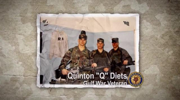 The American Legion TV Spot, '22 Veterans' Ft. The Oak Ridge Boys - Thumbnail 4