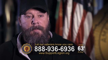 The American Legion TV Spot, '22 Veterans' Ft. The Oak Ridge Boys - Thumbnail 8