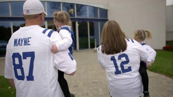 NFL Together We Make Football TV Spot, 'Mindy & Chad Meet the Colts' - Thumbnail 2