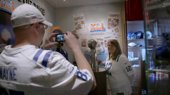 NFL Together We Make Football TV Spot, 'Mindy & Chad Meet the Colts' - Thumbnail 3