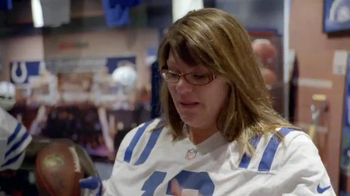 NFL Together We Make Football TV Spot, 'Mindy & Chad Meet the Colts' - Thumbnail 5