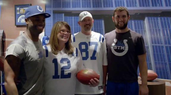 NFL Together We Make Football TV Spot, 'Mindy & Chad Meet the Colts' - Thumbnail 6