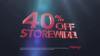 h.h. gregg Black Friday Deals TV Spot, 'Appliances and Electronics' - Thumbnail 8
