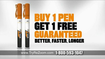 Rezoom Spray Gel TV Spot, 'Quick and Easy' - Thumbnail 10