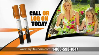 Rezoom Spray Gel TV Spot, 'Quick and Easy' - Thumbnail 9