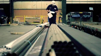 Alro Steel TV Spot, 'Heart of Steel' - Thumbnail 6