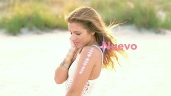 Shimmer Jewelry Tattoos TV Spot, 'Colección de Joyas' [Spanish] - Thumbnail 1