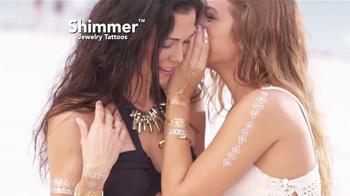 Shimmer Jewelry Tattoos TV Spot, 'Colección de Joyas' [Spanish] - Thumbnail 3