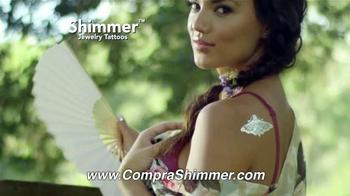 Shimmer Jewelry Tattoos TV Spot, 'Colección de Joyas' [Spanish] - Thumbnail 6