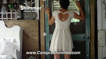 Shimmer Jewelry Tattoos TV Spot, 'Colección de Joyas' [Spanish] - Thumbnail 7