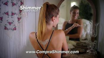Shimmer Jewelry Tattoos TV Spot, 'Colección de Joyas' [Spanish] - Thumbnail 8