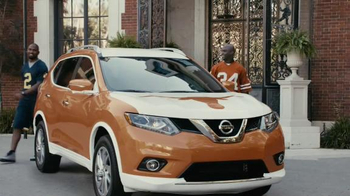 Nissan TV Spot, 'Heisman House: Cougar' Ft. Charles Woodson, Ricky Williams - Thumbnail 2