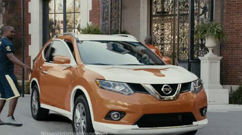 Nissan TV Spot, 'Heisman House: Cougar' Ft. Charles Woodson, Ricky Williams - Thumbnail 4