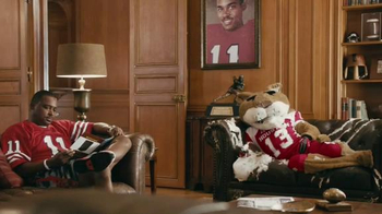 Nissan TV Spot, 'Heisman House: Cougar' Ft. Charles Woodson, Ricky Williams - Thumbnail 6