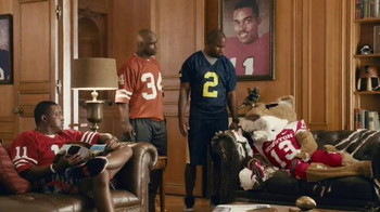 Nissan TV Spot, 'Heisman House: Cougar' Ft. Charles Woodson, Ricky Williams - Thumbnail 7