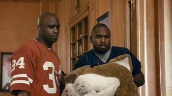 Nissan TV Spot, 'Heisman House: Cougar' Ft. Charles Woodson, Ricky Williams - 4 commercial airings