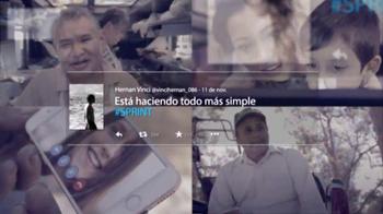Sprint TV Spot, 'Conoce a Marcelo' [Spanish] - Thumbnail 4