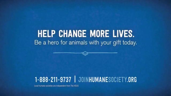 Humane Society TV Spot, 'Mikhail's Story' - Thumbnail 10
