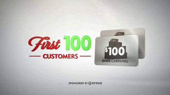 Shoe Carnival TV Spot, 'Giftcards for All' - 329 commercial airings