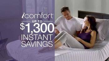 Serta iComfort TV Spot, 'Sleep into Savings' - Thumbnail 3