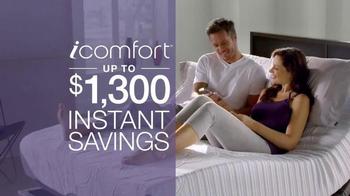 Serta iComfort TV Spot, 'Sleep into Savings' - Thumbnail 4