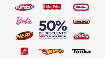 Kohl's Black Friday Ofertas TV Spot, 'Ahorrar en Grande' [Spanish] - Thumbnail 3