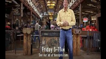 Bass Pro Shops Black Friday 6 Hour Sale TV Spot, 'Masterbuilt Smoker' - Thumbnail 10